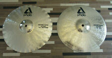 "Pair of 14"" Paiste Alpha Sound Edge Hi-Hats"