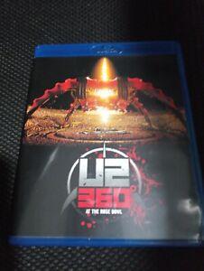 U2 360 ° LIVE AT THE ROSE BOWL - BLU-RAY CONCERT LIVE + BONUS DUREE 4H11