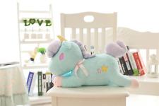 "Sanrio Little Twin Stars Soft Plush Toy Unicorn Pillow Stuffed Doll Green 22"""