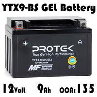 YB4L-B AGM Powerline Motorcycle Battery 12V 4Ah