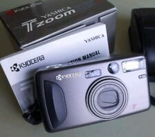 Yashica T  Zoom 35mm Zoom Compact Film Camera Carl Zeiss Cult lens