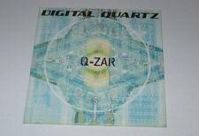 Q-zar - digital quartz - cd single 3 titres 1996