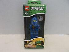 Lego #LGO2208 Jay Retractable Pen Ninjago Masters Of Spinjitzu NIB 2012!