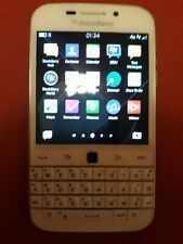 BlackBerry Classic - 16GB - White (Unlocked) Smartphone (GRAB A BARGAIN!!!!!)