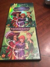 Peter Pan in Return to Never Land (Pixie DVD