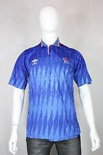 Chelsea umbro jersey M 38-40 vintage 89 91 blue home