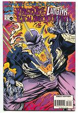 Marvel Comics Presents 174 1995 NM- Vengeance Nick Fury Lunatik