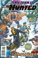 Threshold Vol. 1: The Hunted [The New 52]  VeryGood