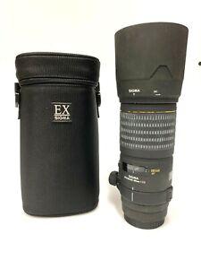 SIGMA APO MACRO 180mm 1:3.5, HSM IF EX, für Canon