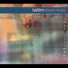 Latin Essentials 2003 by Inti-Illimani *NO CASE DISC ONLY*