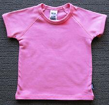 Bonds Baby Mix & Match Cotton Short Sleeve Top Sizes 000 00 0 Colour Pink 2