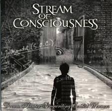 STREAM OF CONSCIOUSNESS Dream Theater International Fan Club CD rare promo oop