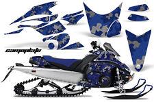 Snowmobile Graphics Kit Decal Sticker Wrap For Yamaha FX Nytro 08-14 CAMOPLATE U