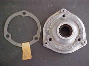 Ferrari 288 GTO Engine Distributor Ignition Base Plate Housing_Seal Gasket OEM