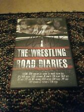 The Wrestling Road Diaries - Autographed By Colt Cabana & Bryan Danielson - Dvd