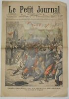 Le Petit Journal N° 671 - du 27 septembre 1903