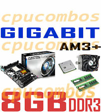 AMD FX-4100 3.8G QUAD CORE CPU+8GB DDR3 RAM+ASROCK N68-GS4 FX AM3+ Motherboard
