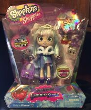 Shopkins Shoppies! New Special Edition Gemma Stone Doll With Exclusive Shopkins!