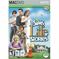 The Sims Life Stories - Mac Brand new and Sealed