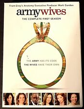 Army Wives - The Complete First Season (DVD, 2008, Multi-Disc Set)