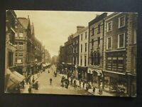 1915 Grafton Street South End Dublin Ireland Real Picture Postcard Cover