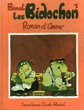 Livre BD Binet les bidochons roman d'amour Book
