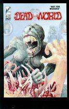 DeadWorld Comics #6 NM+ 9.6 White Pages, Arrow, Variant Cover Locke Walking Dead