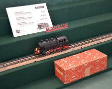 Märklin H0 TM 800.1 Locomotive à vapeur / Dampflok, 1949 - 1952 !
