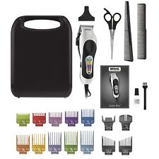 Wahl Color Pro Plus Haircut Kit 79752T Clippers Home Haircut Trim Beard - New