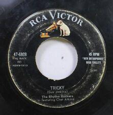 50'S & 60'S 45 The Rhythm Rockers - Tricky / Peanut Vendor On Rca Victor