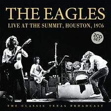 THE EAGLES New 2018 UNRELEASED 1976 HOTEL CALIFORNIA TOUR LIVE CONCERT 2 CD SET