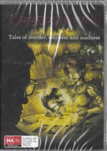 Creepshow III Part 3 DVD Stephen King New Australian Release