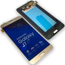 écran LCD Ensemble complet GH97-18855A doré pour Samsung Galaxy J7 J710F 2016