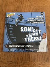 """""""Son! Get Down From There!"""" - Strange Notes Dvd - With Indy Tour Video 2008"""