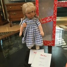"""Doll 13"""" Kathe Kruse MIB Made in Germany"""