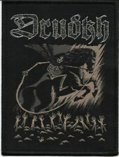 DRUDKH-HORSEMAN-WOVEN PATCH