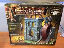 Pirates of the Caribbean Dead Man's Chest - Isla Cruces Playset - BNIB