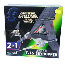 STAR WARS Kenner Hasbro Action Figure - POTF POTF2 - T-16 Skyhopper Starship