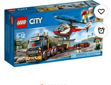 Lego city 60183 - LE TRANSPORTEUR D'HELICOPTERE .  Neuf