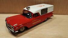 Brooklin Chevrolet El Camino Miami Fire Brigade BRK 46 code3 1/43