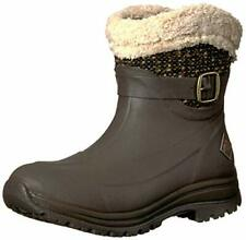 Muck Boot Women's Apres (Ankle) Supreme Work Boot Snow Waterproof Brown Size 6 M