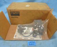 DAYTON 4Z129B DC GEAR MOTOR, 1/8 HP, 90 VDC, 50 RPM, 36:1 RATIO, 138 IN-LB