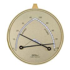 Fischer Wohnklima-igrometro con termometro, 143ms