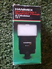 Hanimex TZ1 Shoe Mount Flashgun For FILM Cameras