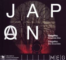 ONO GAGAKU KAI / Japon/Japan / (1 CD) / Neuf