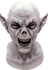 CAITIFF VAMPIRE LATEX HALLOWEEN HORROR HEAD & NECK MASK