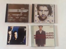 """Lloyd Cole - 4 CD Single lot """"From the Hip"""" """"Morning is Broken"""" """"No Blue Skies"""""""
