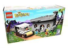 The Flintstones Building Set Includes 4 Mini-Figures Car House Lego Ideas 21316