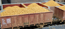 HO SCALE WAGON LOAD - POTATOES, 75G suit diorama, model train, war gamer