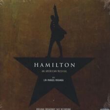 V.A. - Original Broadway Cast Recording - Hamilton (Vinyl 4LP - 2016 - US)